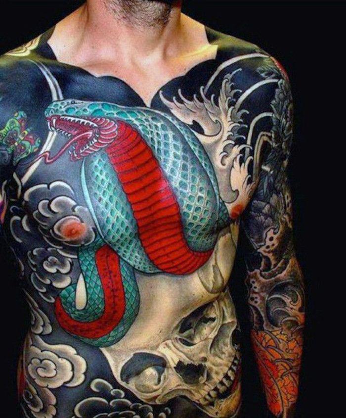 Irezumi Ou Le Tatouage Japonais Traditionnel Tatouages Tatouage