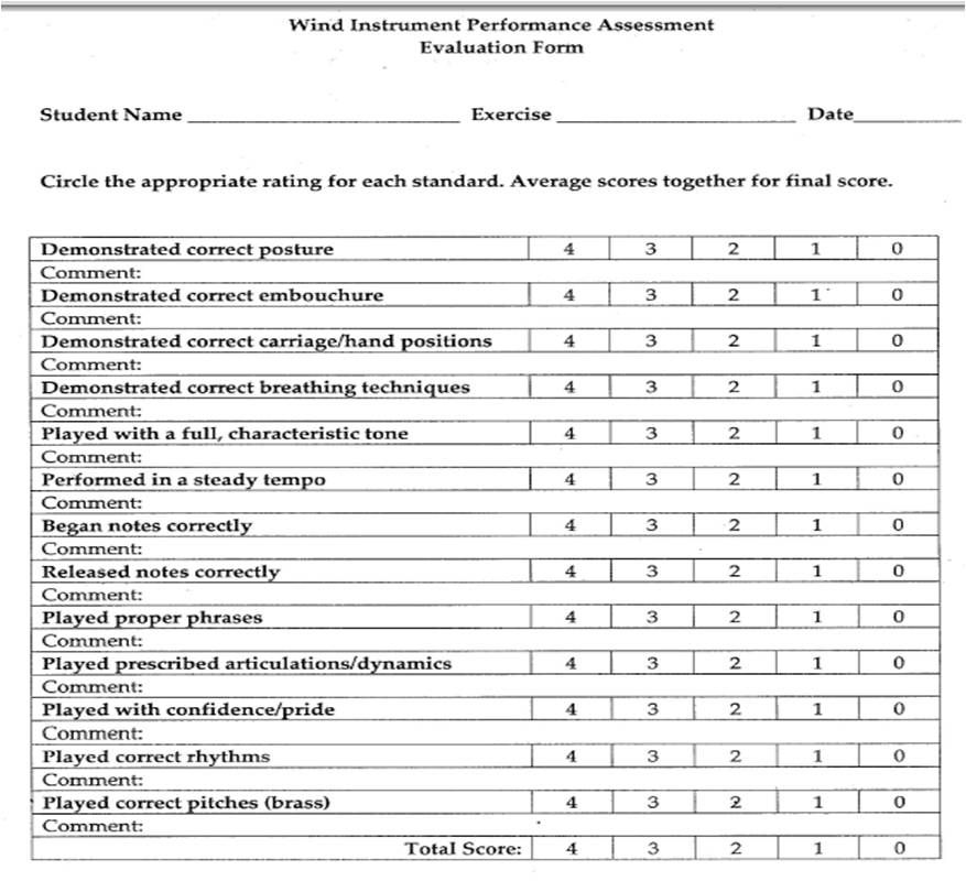 Sample Rubrics - AHEAD OF THE CLASS Teacher stuff Pinterest - sample course evaluation form