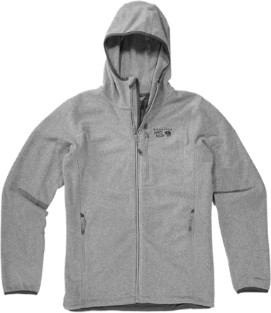 Mountain hardwear strecker fleece jacket men's