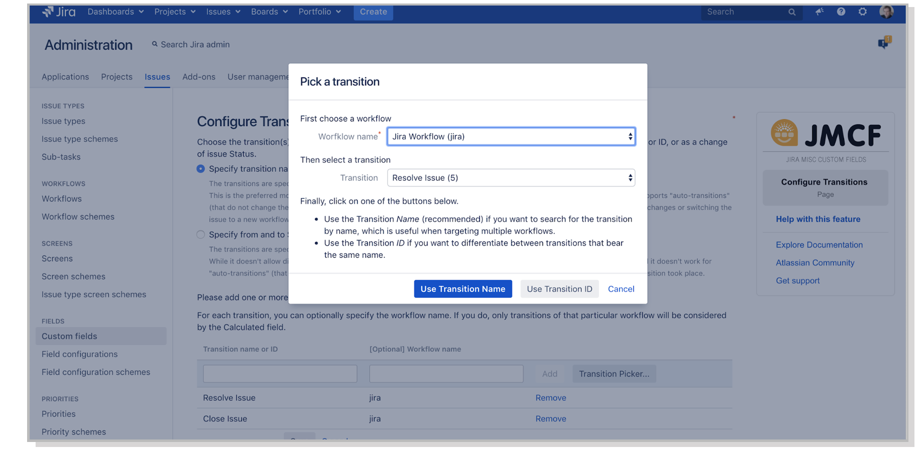 Jira Misc Custom Fields Atlassian Marketplace Math Operations Simple Math Custom