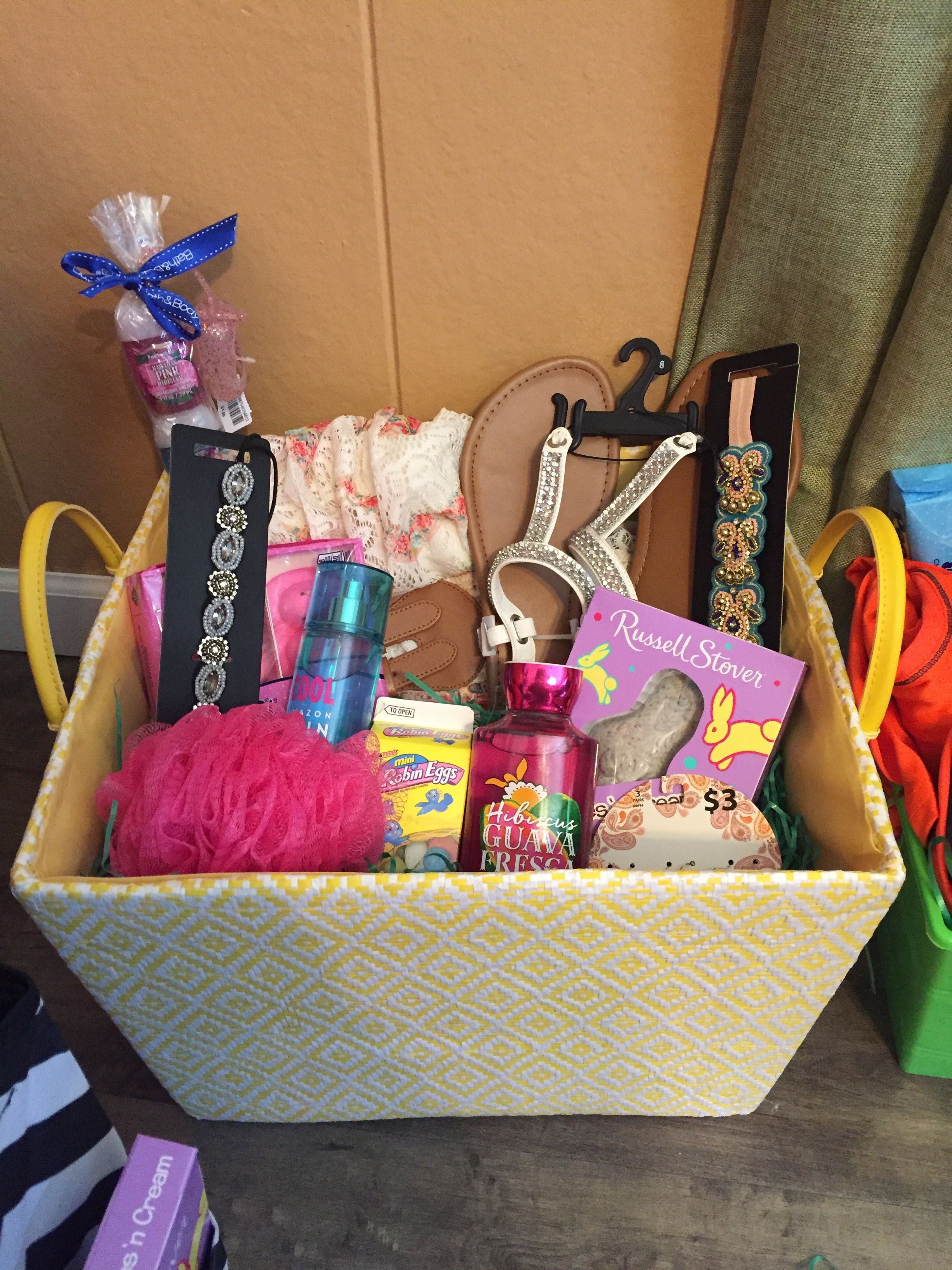 Tween Easter Basket Ideas: Pin On Gift Ideas