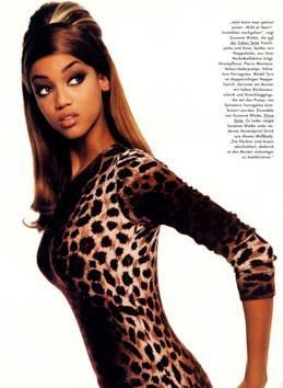 Speaking, would Young tyra banks opinion you