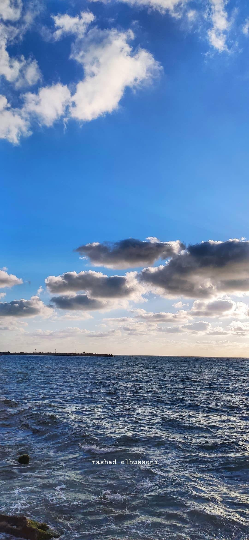 بحر البحر الساحل الساحل الشمالي اجازة مصيف سماء رمله نقاء صيف الصيف٢٠١٩ الشمس شاطئ جولة Devine Love Instagram Instagram Photo