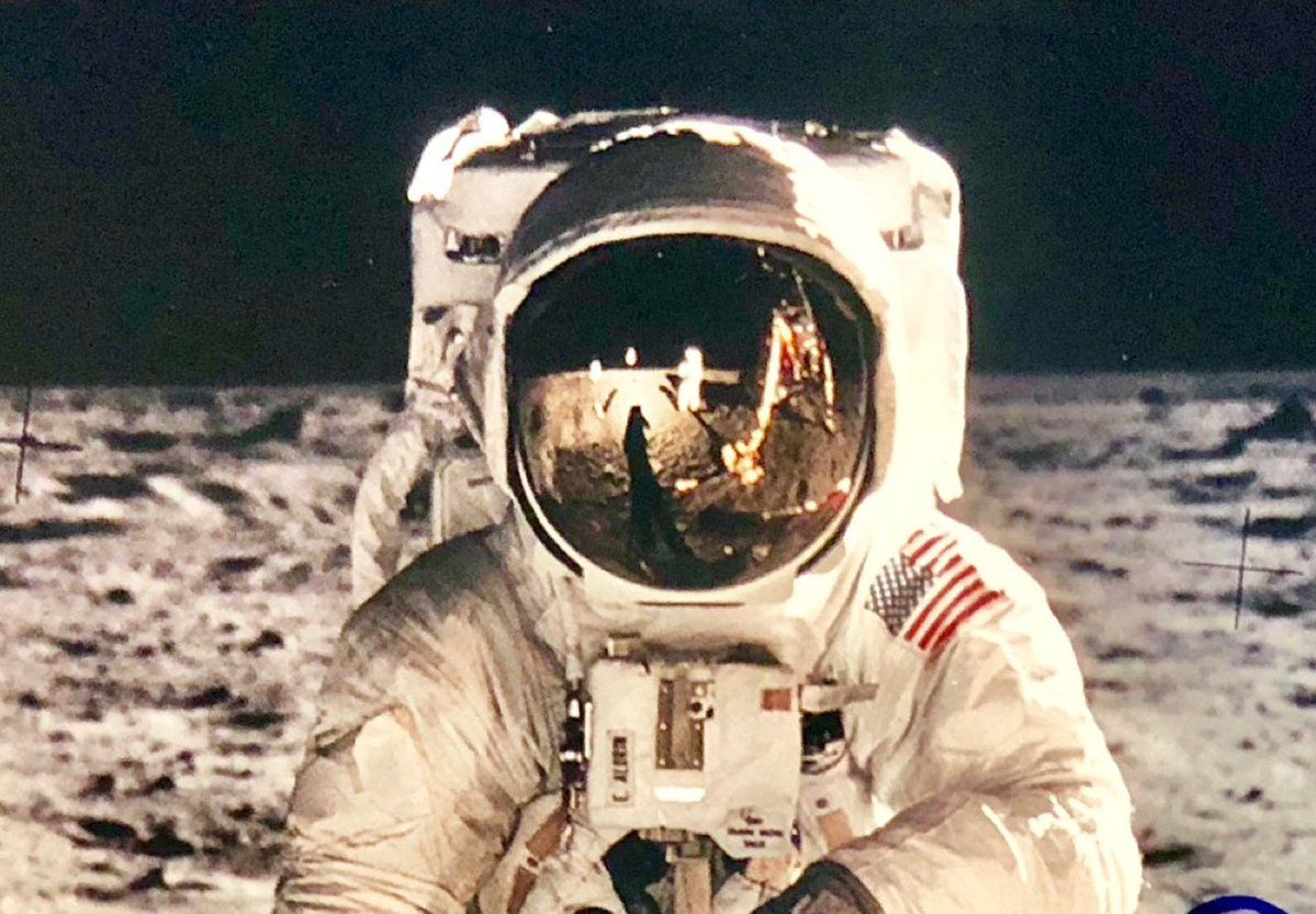 Buzz Aldrin on Buzz aldrin, Inspirational quotes with