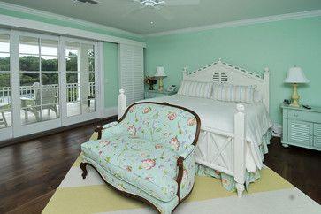 Like The White Window Panel Mint Green Bedroom Relaxing Bedroom