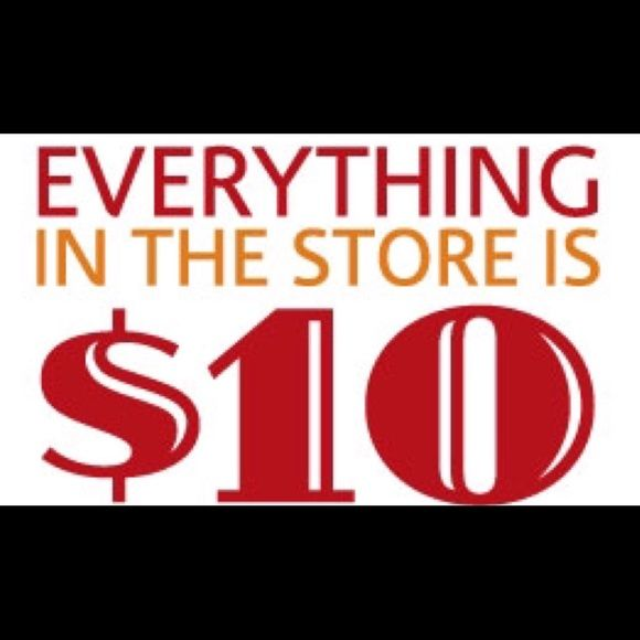 Buy Buy Everything Is 10 Dollars Everyone In My Closet Is 10 Dollars Shop  Now Dresses