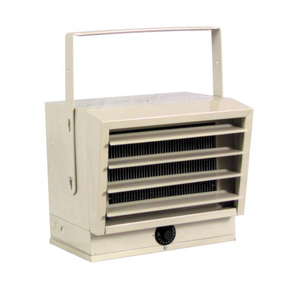 Fahrenheat 5 000 Watt Unit Heater Fuh54 Garage Heater Portable Electric Heaters Shop Heater