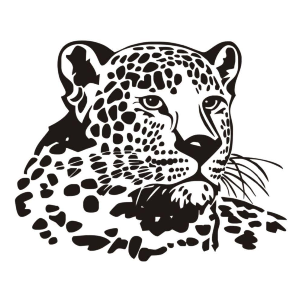 Afbeeldingsresultaat Voor Luipaard Logo Silhouette Luipaard Dieren Silhouet