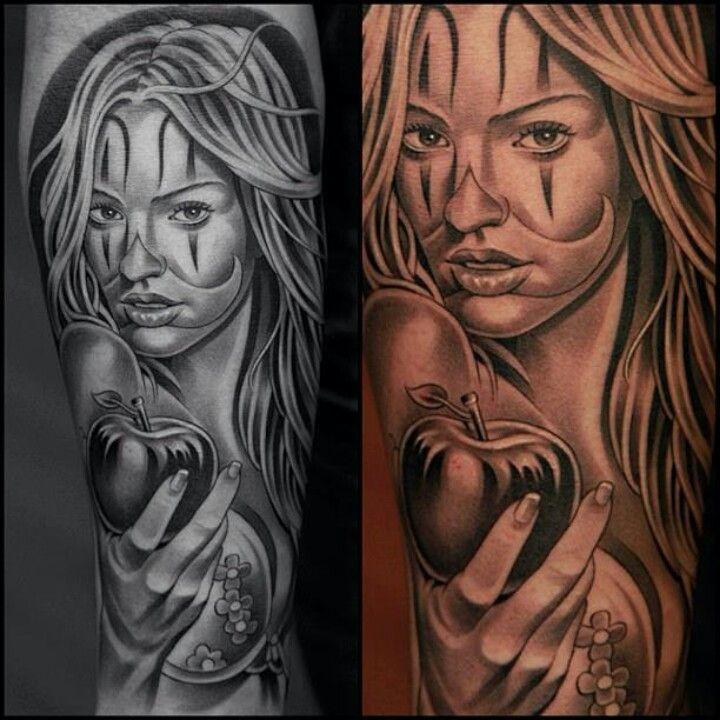Artist jun cha awesome tattoos pinterest artist for Inked temptations tattoo studio