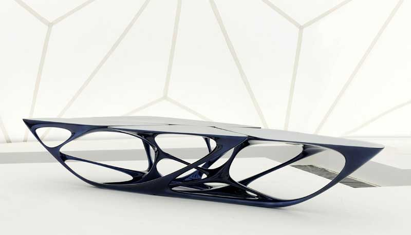 Charming DIY Furniture · Zaha Hadid