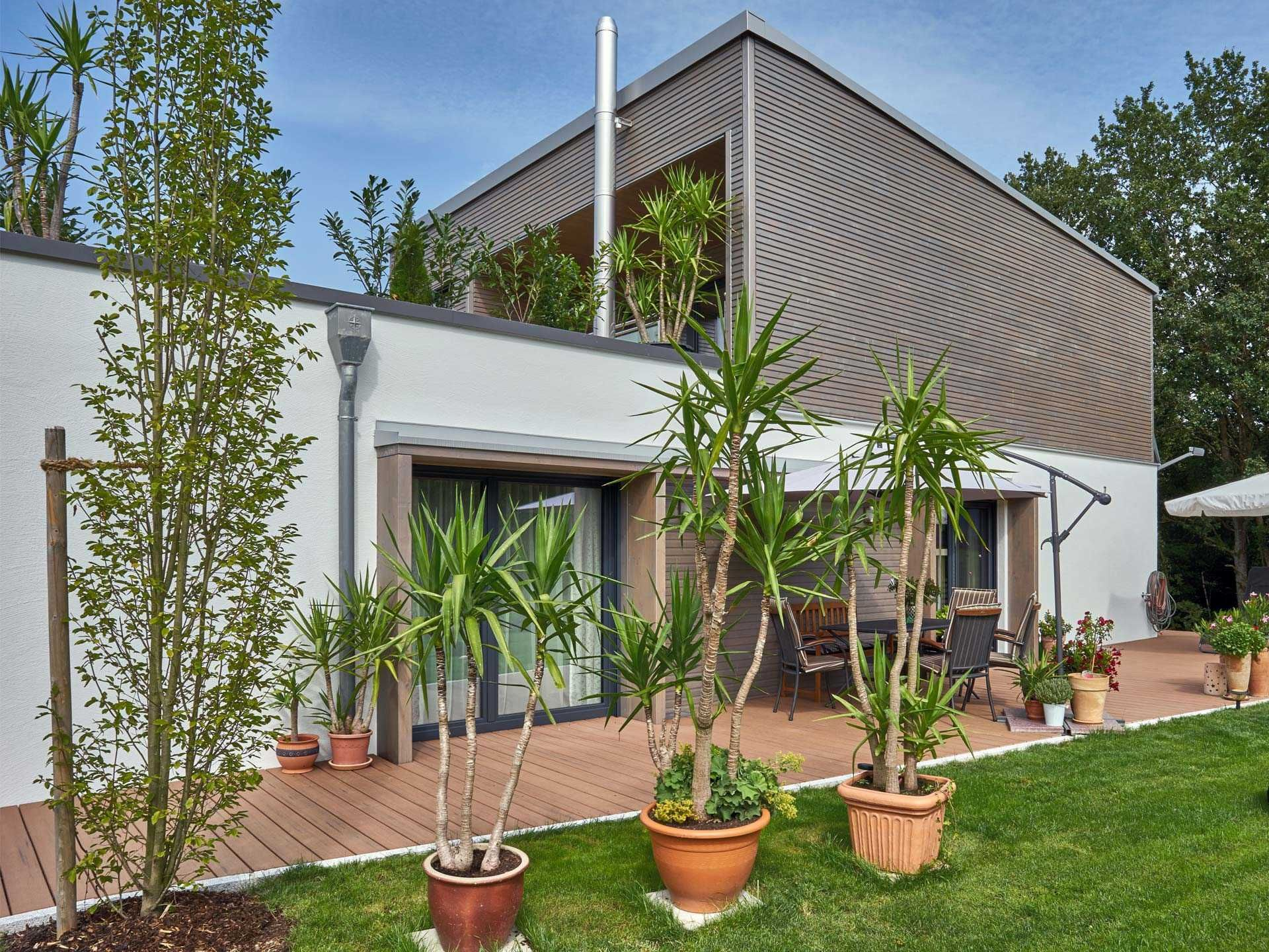Kundenhaus Rodler (mit Bildern) Hausbau fassade, Haus