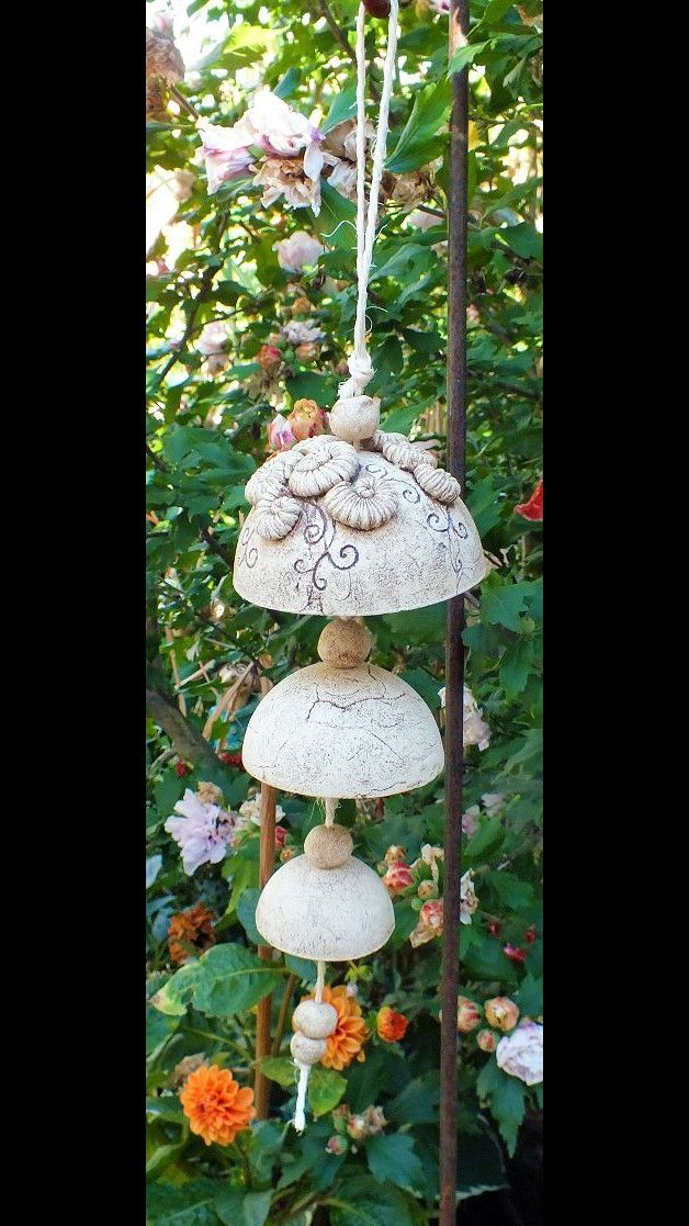 ein süßes Windspiel für Ihre Terasse oder den Garten....ein hübscher ...