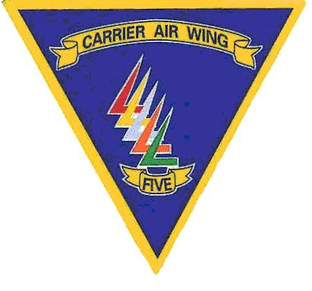 Carrier Air Wing 5 (CVW-5)