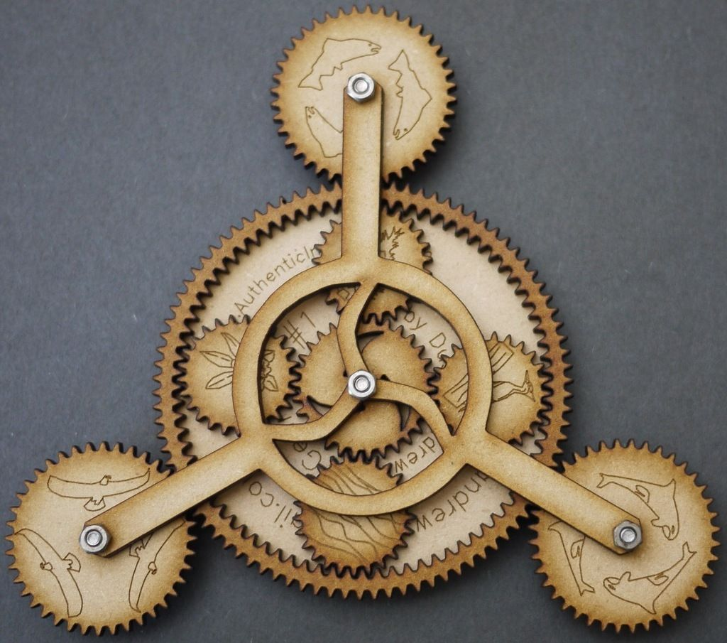 Gearbug 1 By Dustinandrews Cnc Laser Cutter Ideas