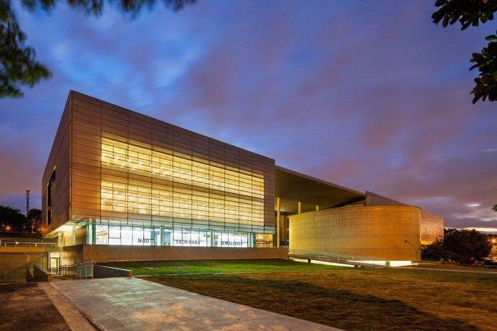 Biblioteca Brasiliana USP<br />Foto Nelson Kon