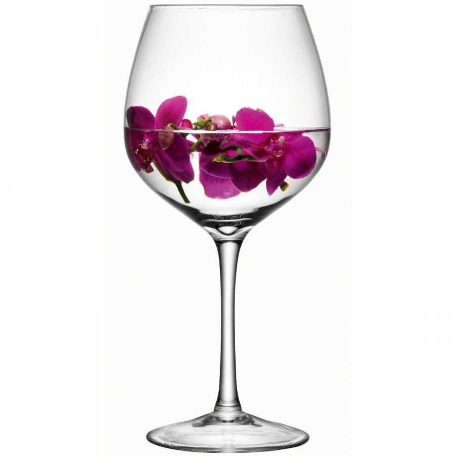 Wine Gl Huge Glgl Vasered