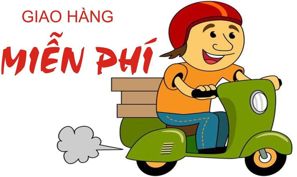 Thông báo về việc giao hàng Pallet, Hà nội, Tai