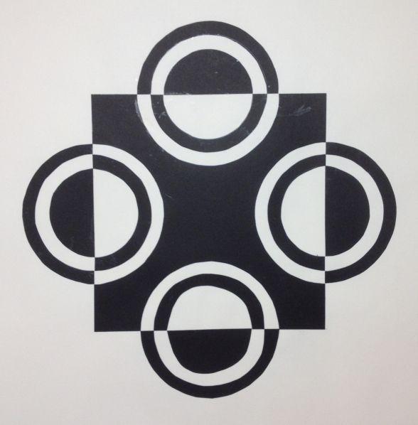 Creative Graphic Designideas: Notan: Something Completely Different# Designideas