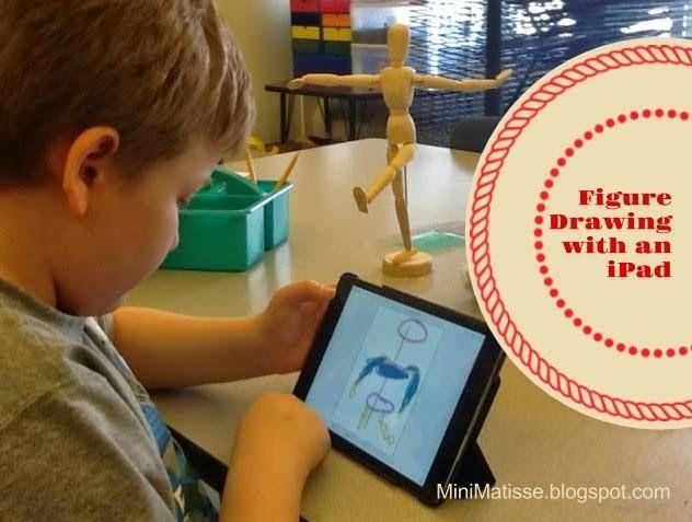 Mini Matisse: Using the iPad for Figure Drawing