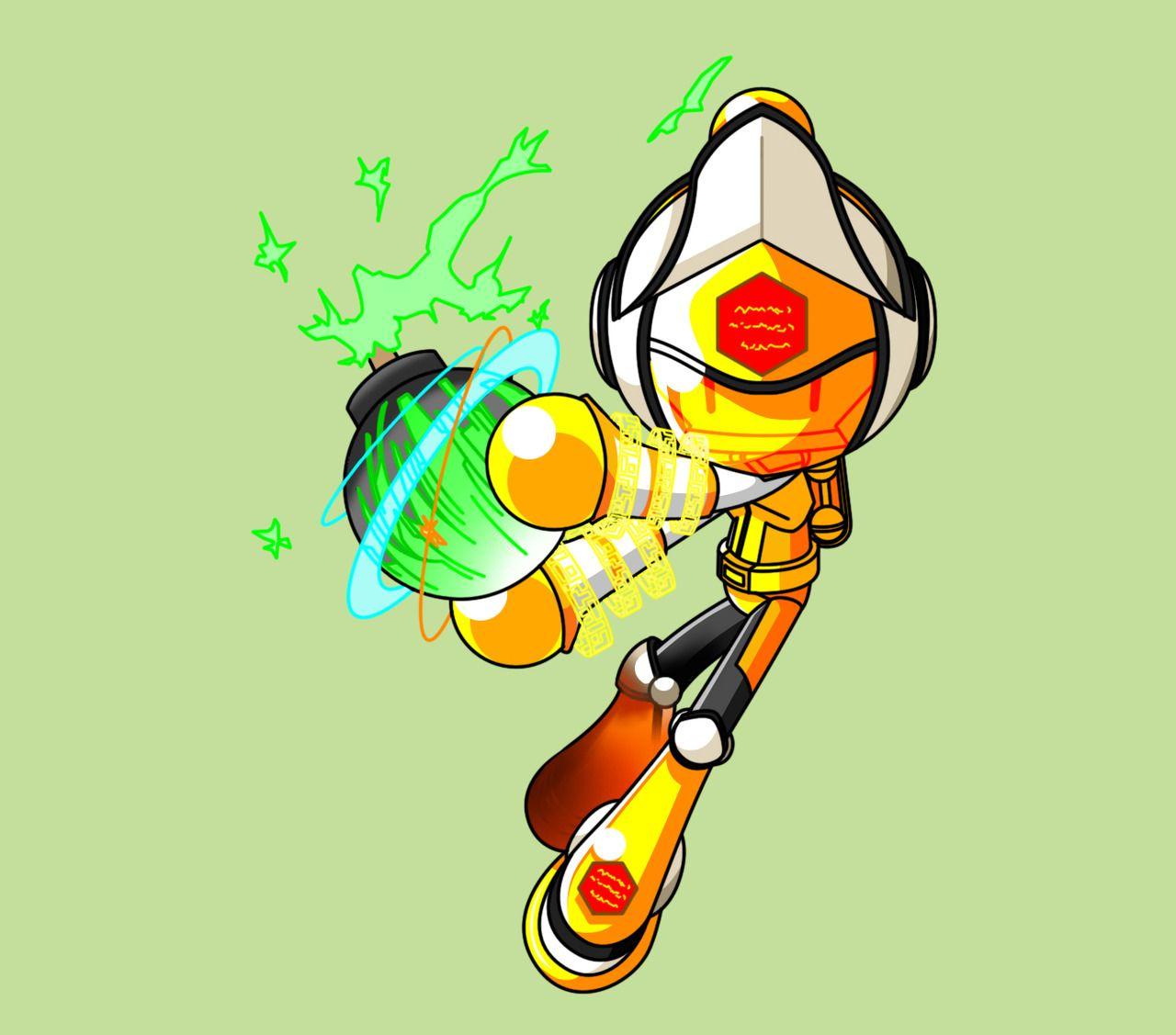 bomberman - Recherche Google | BomberMan | Character art ...