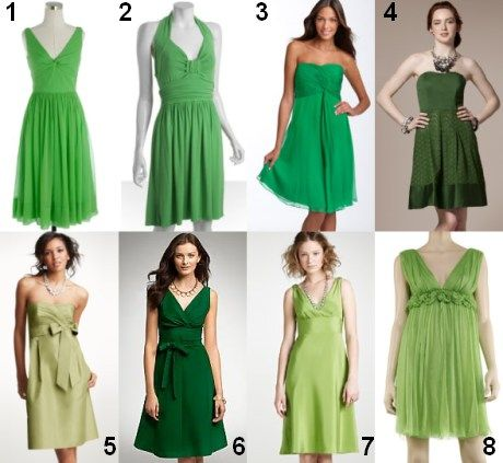 Personal Shopper A Green Dress for Jennas Brothers Destination