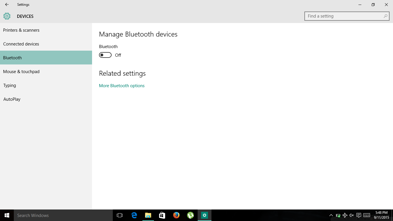 Windows 10 tip how to enabledisable bluetooth to sendreceive windows 10 tip how to enabledisable bluetooth to sendreceive files ccuart Gallery
