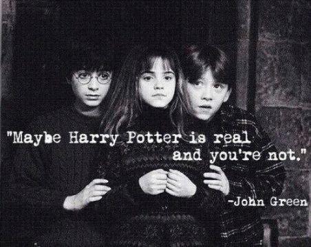 Frases y curiosidades de Harry Potter que te hacen llorar o reir (con imagenes bonitas) - Frase 30 - Wattpad