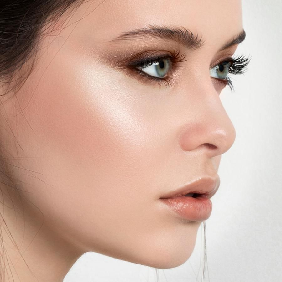 How to Apply Highlighter | Highlighter makeup, Contour makeup ...