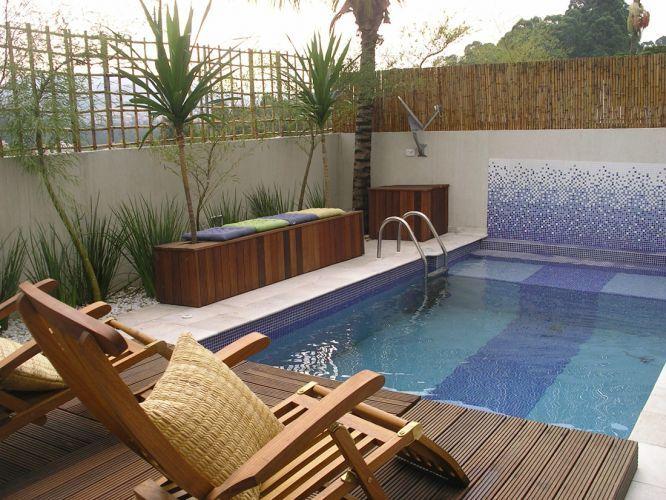 Projetos de piscinas de concreto piscina de concreto - Cemento para piscinas ...