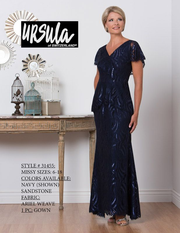 Ursula Of Switzerland Special Occasion Fashion Mother Of The Bride