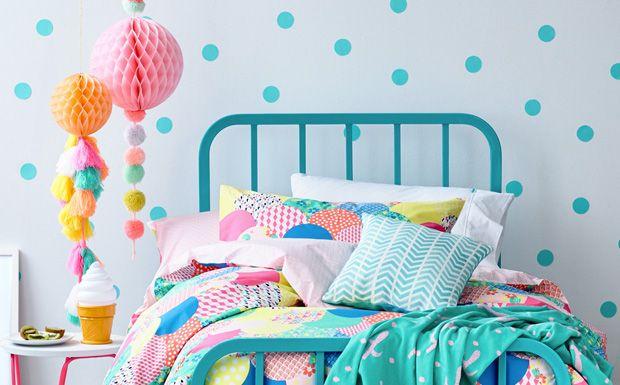 Des chambres colorées pour les enfants | Kids rooms, Room and Kids s