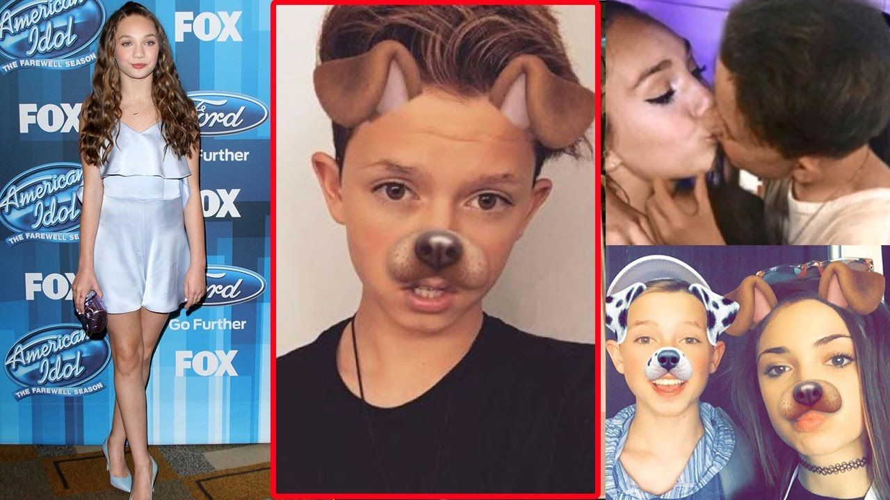 Girls Jacob Sartorius Has Dated With Maddie Ziegler Ariel Martin