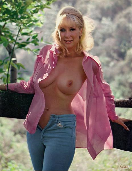 Auf die barbara eden naked take