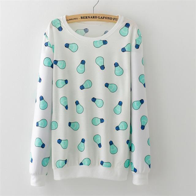 Fashion sweatshirts women Hoodies casual women