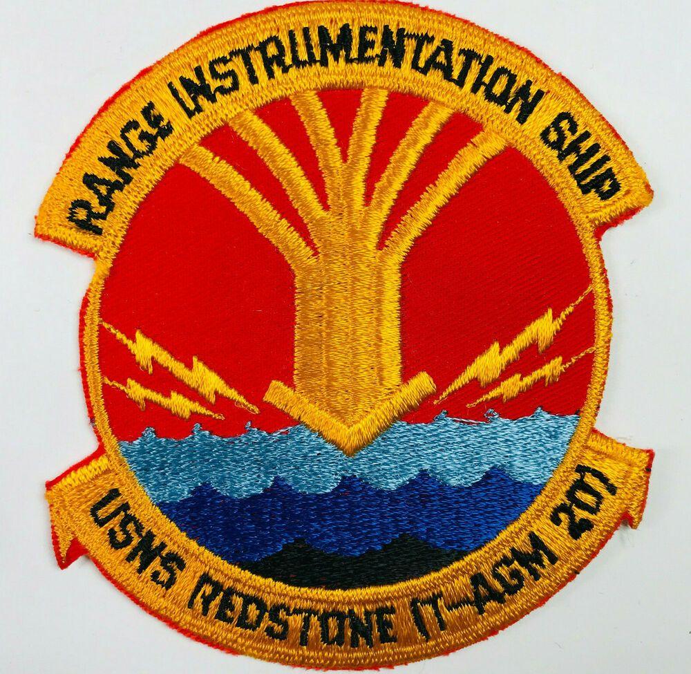 USNS Redstone TAGM 20 Range Instrumentation Ship US Navy