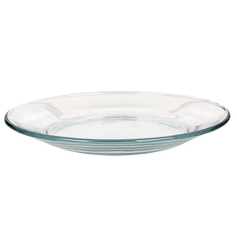 Bulk Clear Glass Salad Plates 7.5-in. at DollarTree.com | Salad plates Glass and Banquet  sc 1 st  Pinterest : metal dinner plates bulk - pezcame.com