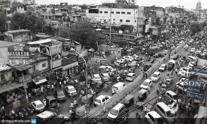 Traffic Congestion In Delhi Cause Outcome And Solution Problem Essay Jam
