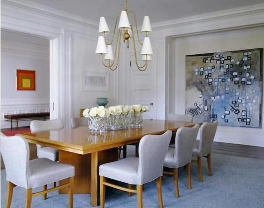 Colonial interiors modern colonial house dining - Contemporary colonial interior design ...