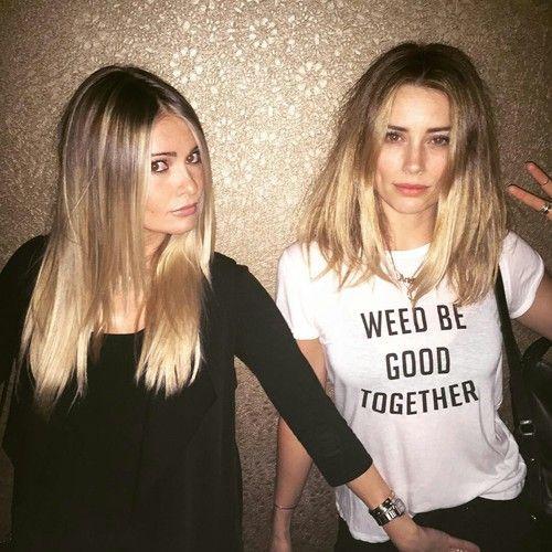 Lauren Paul & Arielle Vandenberg