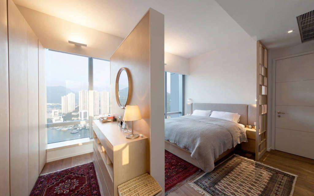 10 ideen wie du deinen schlafbereich abtrennen kannst wohnung pinterest schlafzimmer. Black Bedroom Furniture Sets. Home Design Ideas