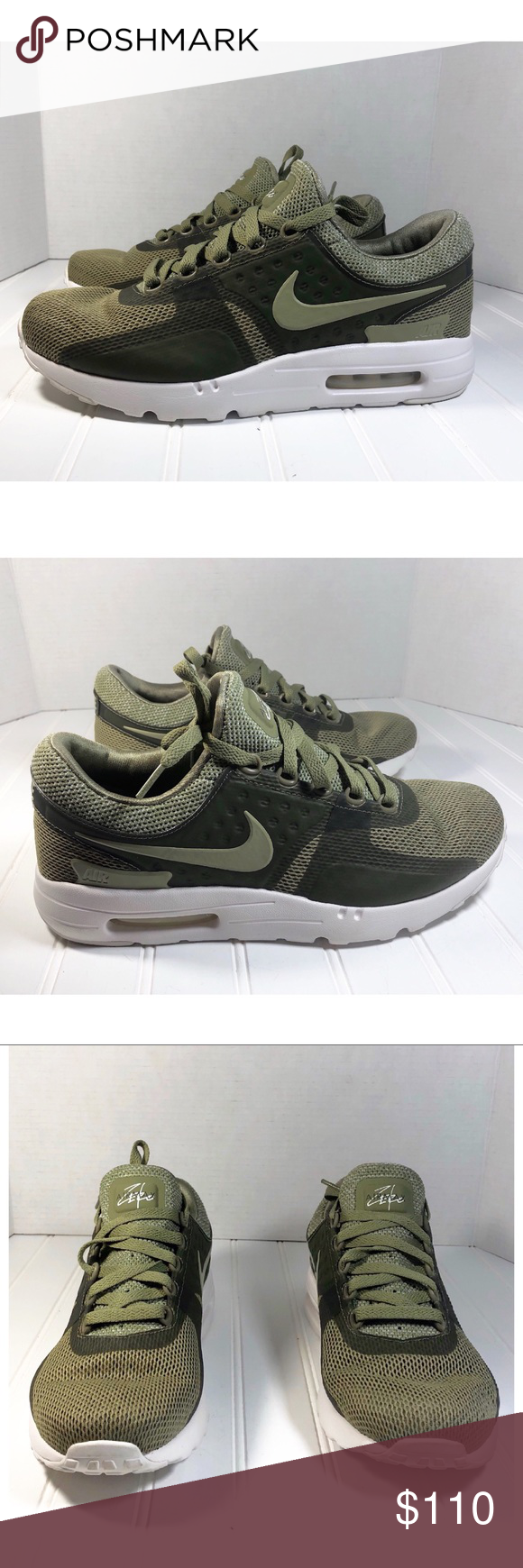 buy popular 61064 11404 Nike Trooper Summit Air Max 903892-200 Size 10 New without box Nike Air Max  Zero BR Trooper Summit Style ID  903892-200 Brand  Nike Size  Men s 10  Color  ...