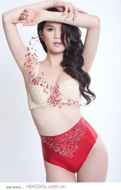 Ngoc Trinh in hotgirls.com.vn | Han | Nội y, Bikini và