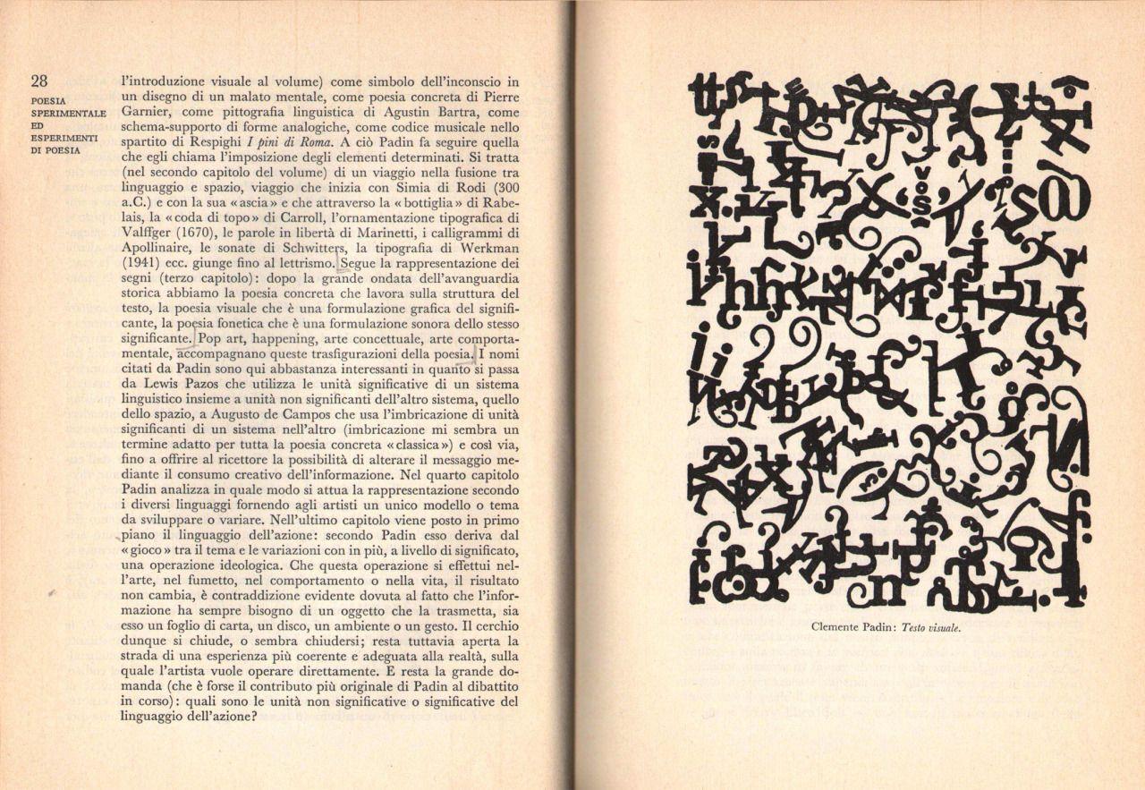 G - Adriano Spatola Verso la poesia totale Paravia,...