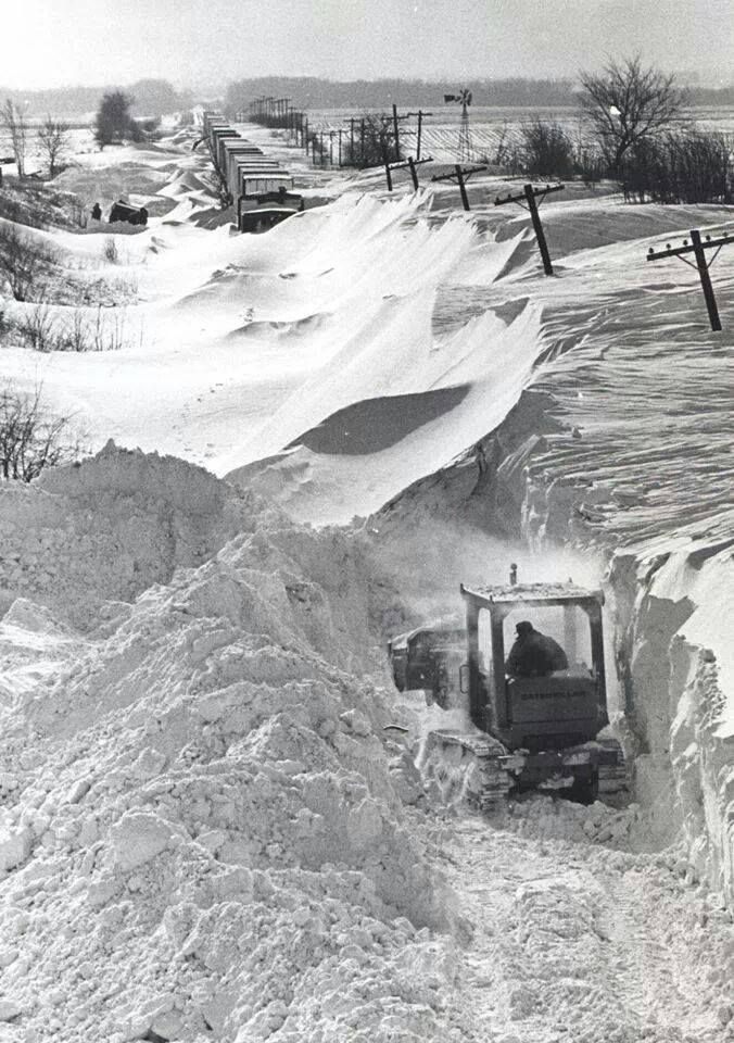 Canton Il Snowstorm Of 1978 Canton Il Throwback Pinterest