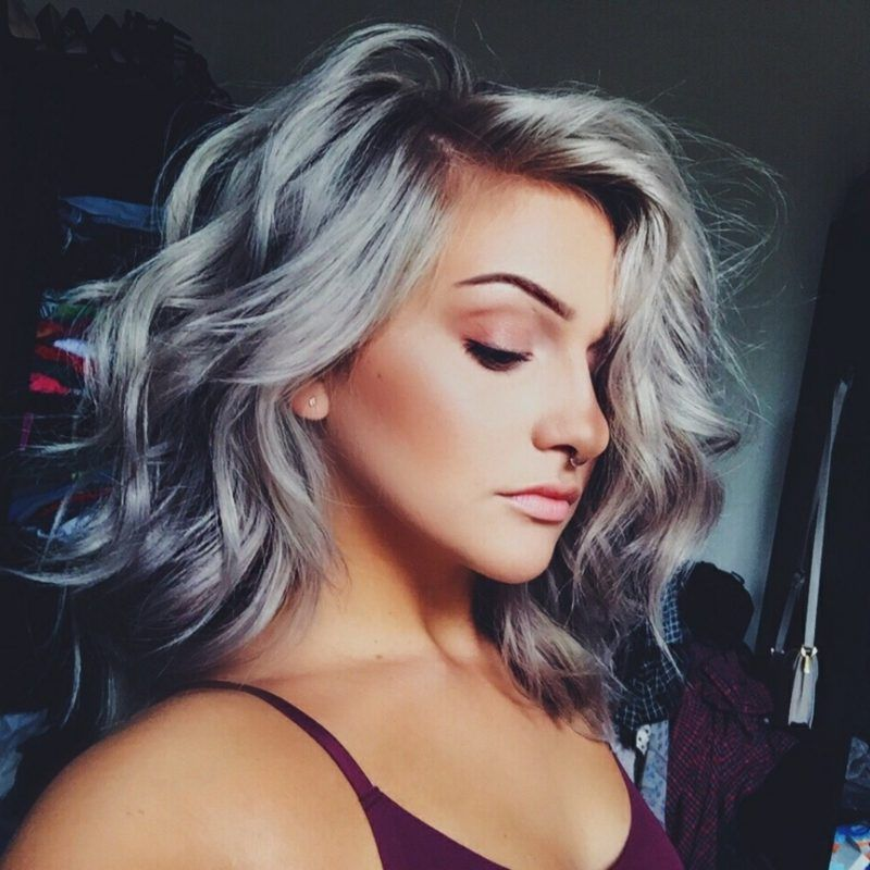 Prime The New Hairstyle Trend Gray Hair Coloring Grey Ombre Hair Schematic Wiring Diagrams Phreekkolirunnerswayorg