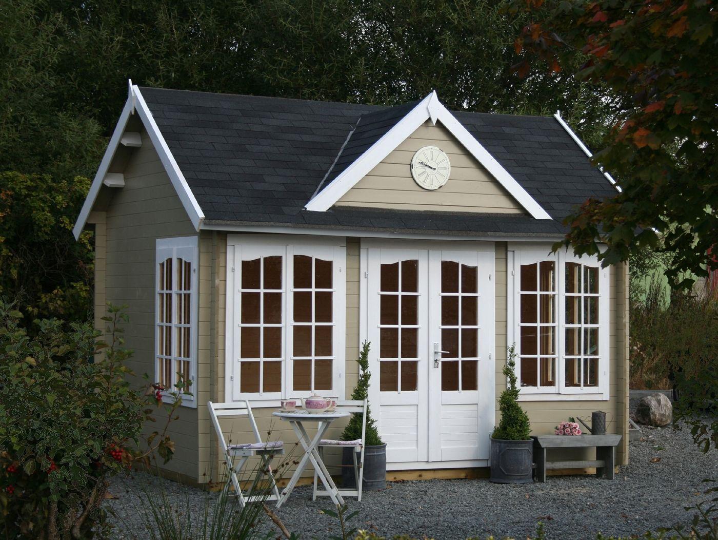 gartenhaus modell linton village hall englische gartenh user pinterest haus gartenhaus. Black Bedroom Furniture Sets. Home Design Ideas