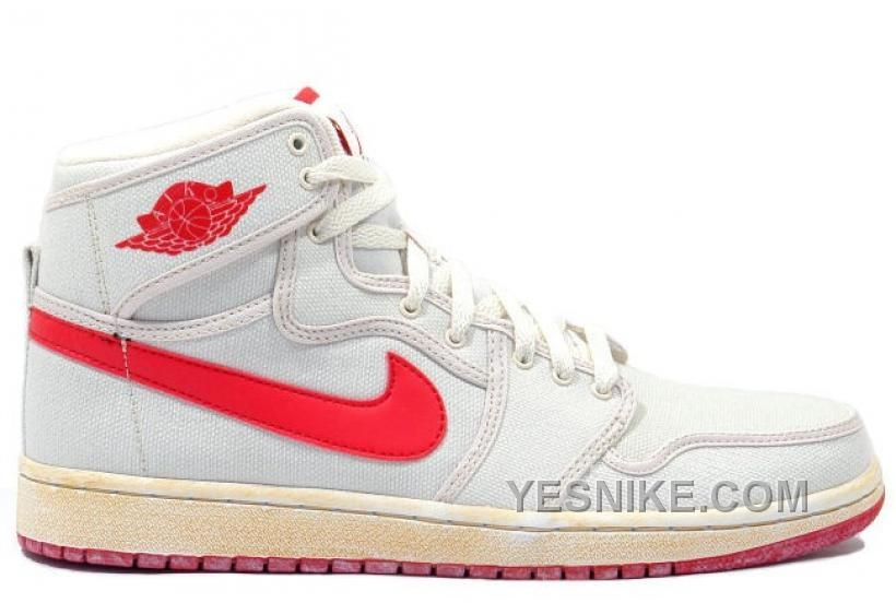 Big Discount 66 OFF 402297 161 Air Jordan 1 Retro Mens Basketball Shoes KO Hi White Red A01018 WN425