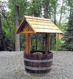 Amish Wishing Wells for Pinterest | Wishing Well | Pinterest ...