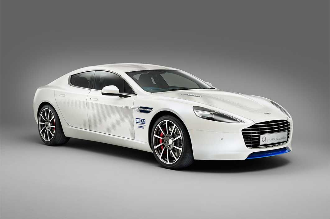 Aston Martin Q By Aston Martin Rapide S Fourseat Fourdoor - Aston martin four door