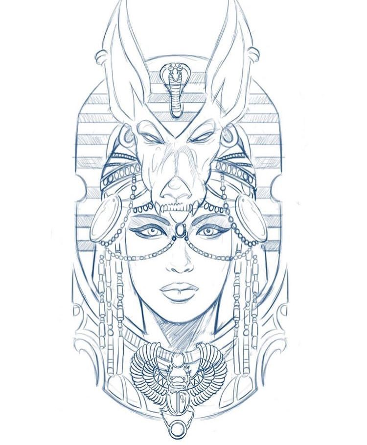 Pin By Stephanie Hunt On Tattoo Ideas Egyptian Tattoo Sleeve Egypt Tattoo Egyptian Tattoo